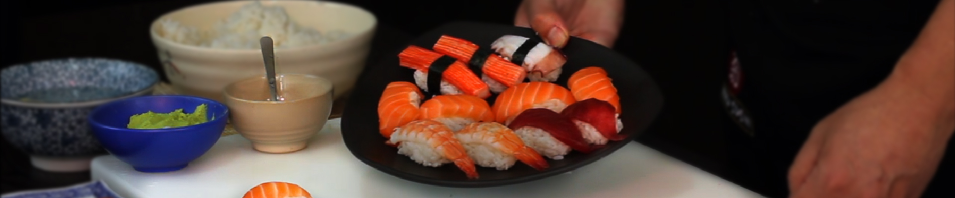 Sushi Ulrich Laven Lehrfilm video how to series 2011